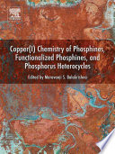 Copper I  Chemistry of Phosphines  Functionalized Phosphines and Phosphorus Heterocycles