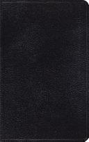 Classic Thinline Bible Esv