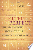Letter Perfect Book PDF