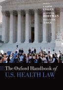 The Oxford Handbook of U.S. Health Law [Pdf/ePub] eBook