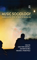 Music Sociology [Pdf/ePub] eBook