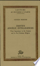 Dante S Angelic Intelligences