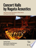 Concert Halls by Nagata Acoustics