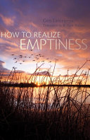 Pdf How to Realize Emptiness