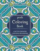 Posh Coloring Book Book