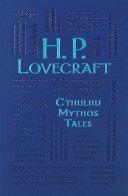 H  P  Lovecraft Cthulhu Mythos Tales
