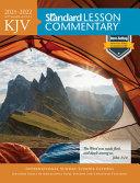 KJV Standard Lesson Commentary r  2021 2022