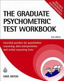 Graduate Psychometric Test Workbook Book
