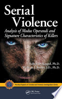 Serial Violence Pdf/ePub eBook