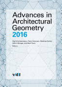 Pdf Advances in Architectural Geometry 2016 Telecharger