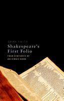 Shakespeare s First Folio