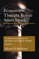 An Austrian Perspective on the History of Economic Thought [Pdf/ePub] eBook