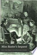 Miss Baxter's Bequest Pdf/ePub eBook