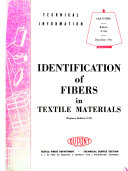 Identification of Fibers in Textile Materials