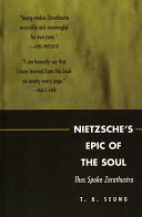 Nietzsche's Epic of the Soul