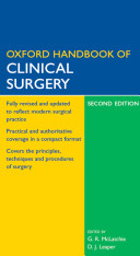 Oxford Handbook of Clinical Surgery