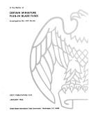 Pdf Certain Miniature Plug-In Blade Fuses, Inv. 337-TA-114 Telecharger