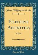 Pdf Elective Affinities