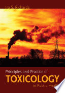 Principles And Practice Of Toxicology In Public Health Book PDF