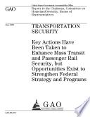 Transportation Security Book PDF