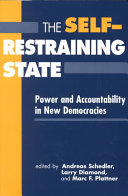 The Self-restraining State