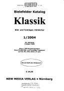 Bielefelder Katalog Klassik