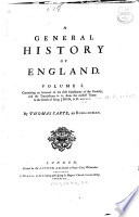 A general history of England