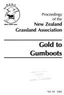 Proceedings of the New Zealand Grassland Association