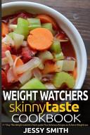 Weight Watchers Skinnytaste Cookbook