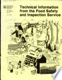 Technical Information from the Food Safety and Inspection Service Book