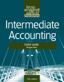 Intermediate Accounting, , Study Guide