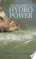 Economics of Hydropower Book