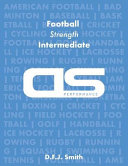 Ds Performance Strength   Conditioning Training Program for Football  Strength  Intermediate