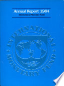 Annual Report Of The Executive Board For The Financial Year Ended April 30 1984