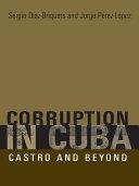 Corruption in Cuba