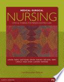 Medical Surgical Nursing Book PDF