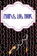 Fishing Log Book Fishing