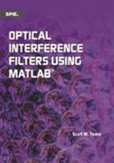 Optical interference filters using Matlab