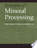 Principles of Mineral Processing Book