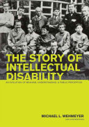 The Story of Intellectual Disability