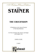 The Crucifixion -- A Meditation on the Sacred Passion of the Holy Redeemer Pdf