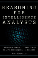 Reasoning for Intelligence Analysts Pdf/ePub eBook