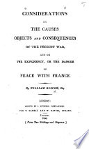 Papers Relative To The Negotiation With France Presented By His Majesty S Command To Both Houses Of Parliament Second Edition