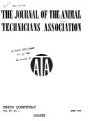 The Journal of the Animal Technicians Association