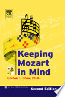 Keeping Mozart in Mind Book