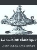 La cuisine classique