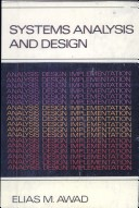 System Analysis And Design Elias M Awad Google Books