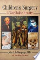 Children S Surgery Book PDF