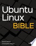 Ubuntu Linux Bible Book