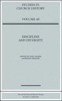 Discipline and Diversity